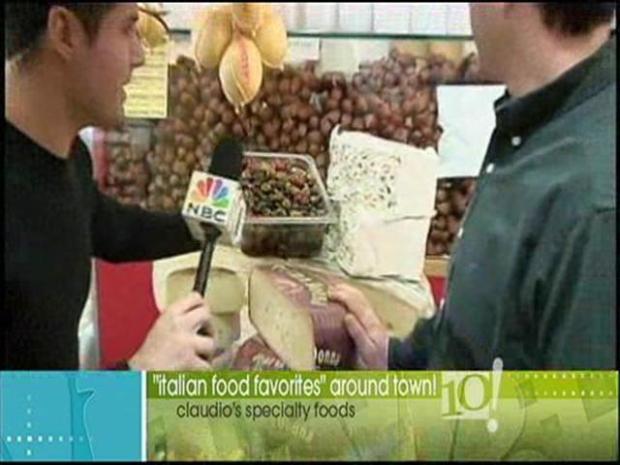 [PHI] Around Town: Specialties at the Italian Market