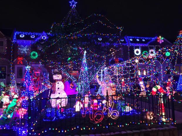 Christmas Light Displays Across the Region