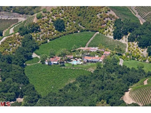 $59.5M for a Malibu Wine Estate