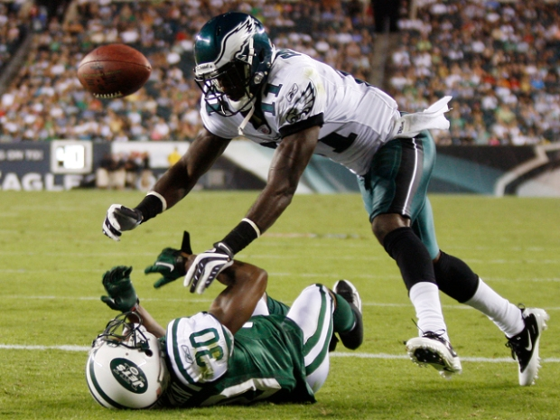 Misery in Pictures: Eagles Lose Battle of the Bubble Boys