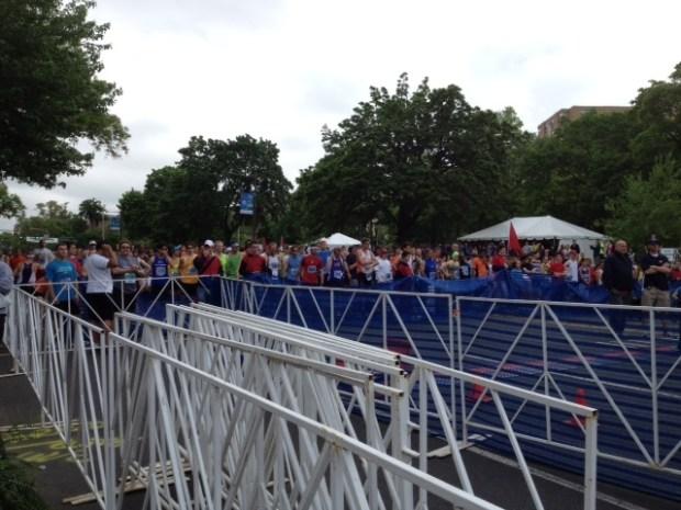 2012 Blue Cross Broad Street Run