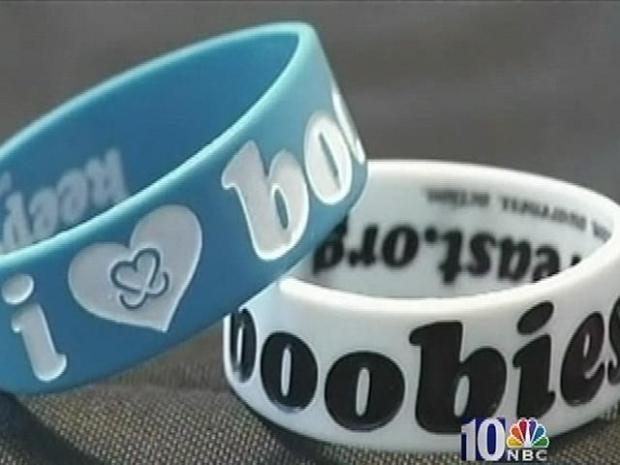 [PHI] Boobie Bracelets Get Student in Trouble at School