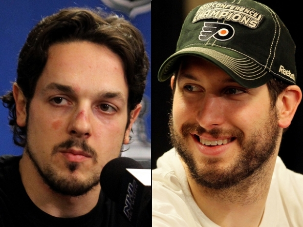 "[PHI] Briere, Leighton Want to ""Give the People What They Want"""