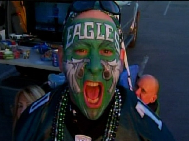 [PHI] Eagles Fans Pumped for the Big Game
