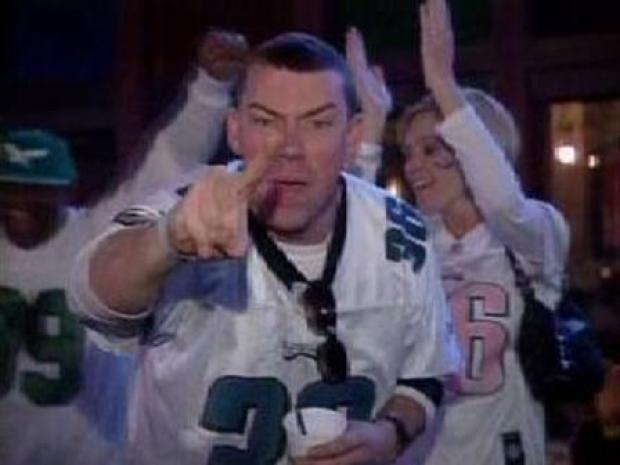 [PHI] Wildcard Win has Eagles Fans Dancin'