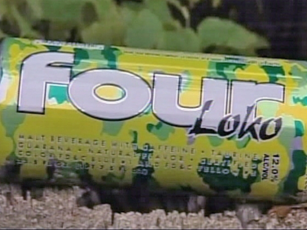 [PHI] It's Cheap & Easy to Get But Is Four Loko Dangerous, Too?