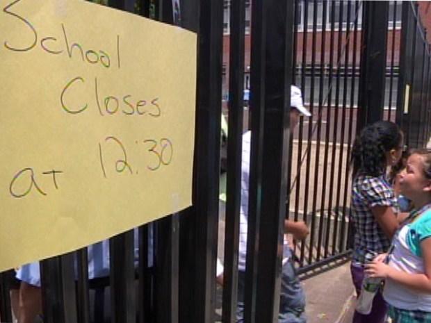 [PHI] School Heat Early Dismissal