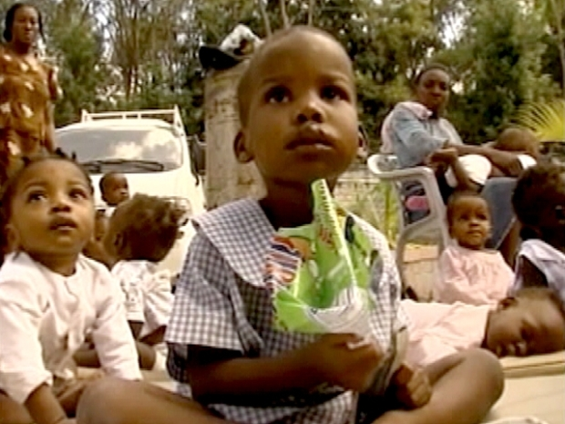[PHI] U.S. Adoptions of Haitian Children Expedited