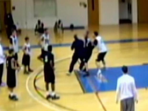 [PHI] Caught on Tape: BBall Coach Allegedly Attacks Player
