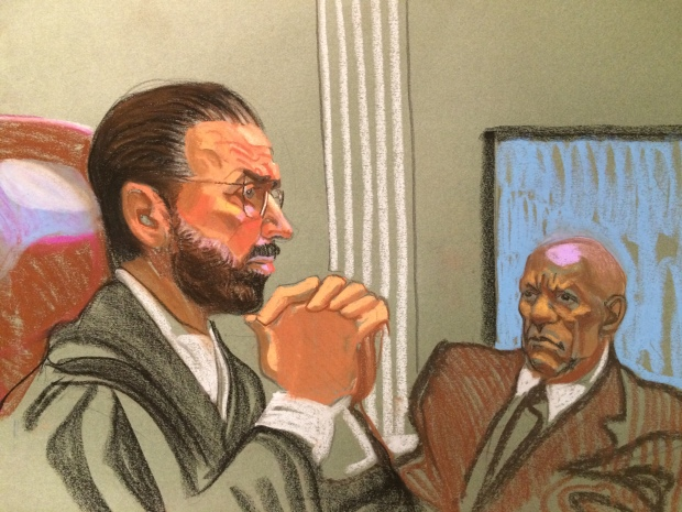 Cosby Hearing: Courtroom Sketches