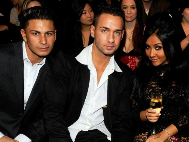 "[NBCAH] Style Tips from the ""Jersey Shore"" Cast"