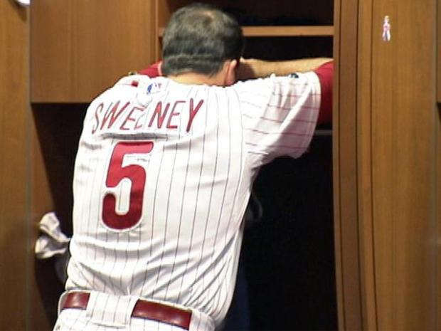 [PHI] Phils Sweeney Sums Up That Down Feeling