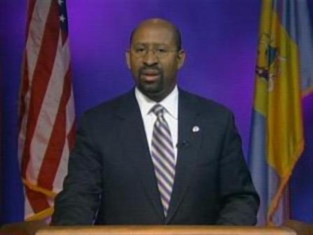 [PHI] Mayor Nutter Addresses the City's Budget Crisis