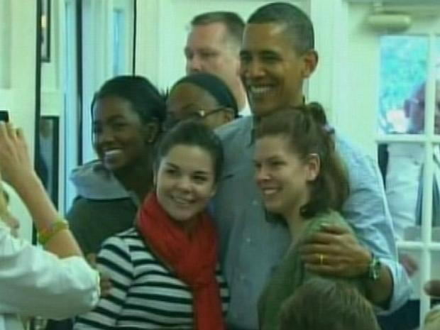 [PHI] Obama Visits the 4th Street Deli