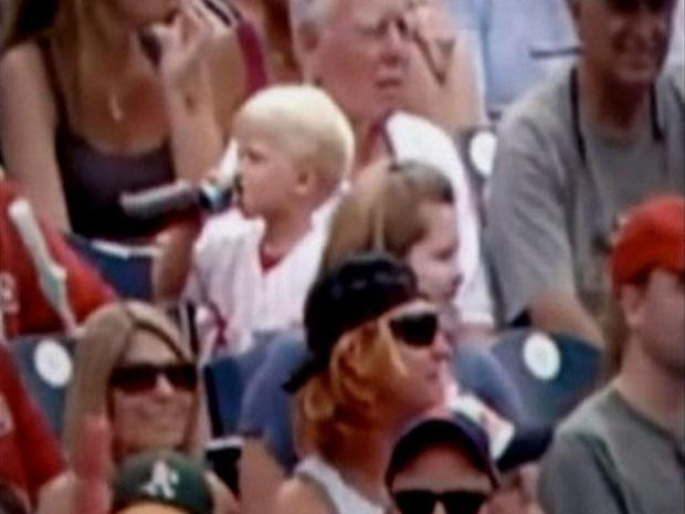 [PHI] Beer-Chugging Child at Phillies Game?