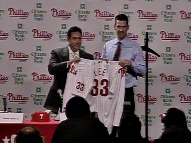 """[PHI] Cliff Lee: """"I Never Wanted to Leave"""""""