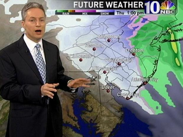 [PHI] We Could See a Foot of Snow in Philly
