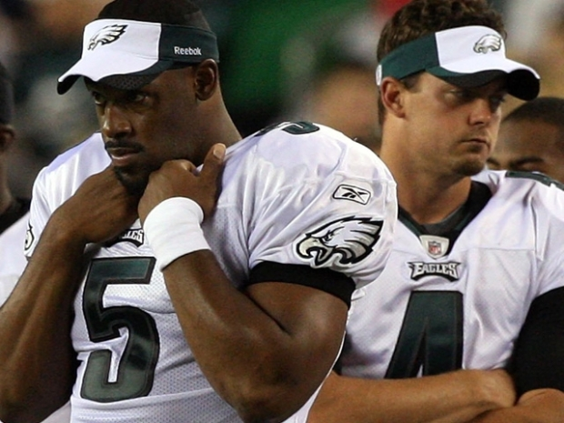 [PHI] Kevin Kolb on His Relationship With Donovan