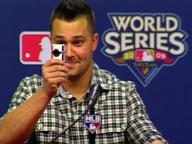 "[PHI] Nick Swisher: ""I Just Want to Remember This"""