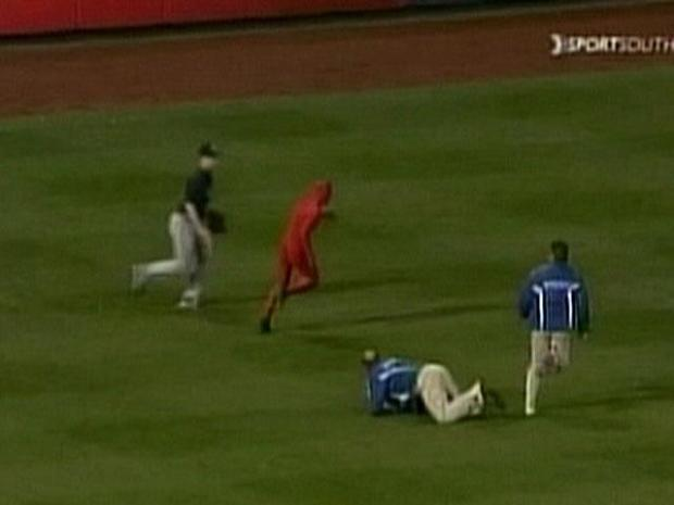 [PHI] Phillies Red Suit Field Jumper's in Jail