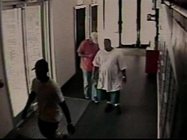 [PHI] Surveillance Video: Suspects and Victims