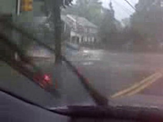 [PHI] Cell Phone Video: Heavy Rain in Bala Cynwyd