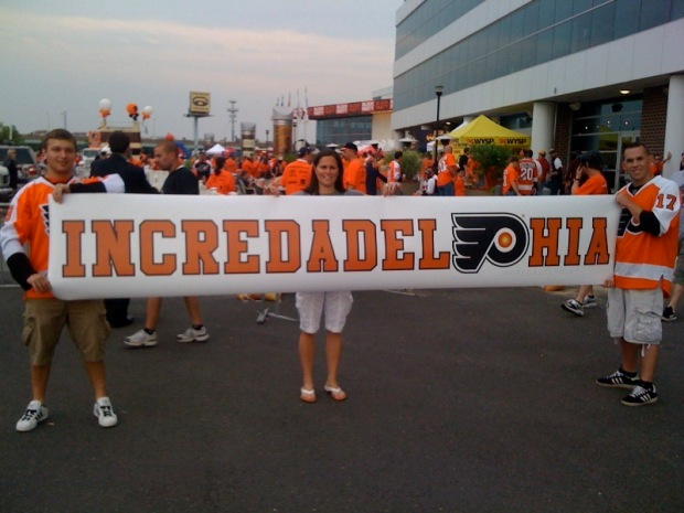 Your Photos: Fans Get Flyered Up