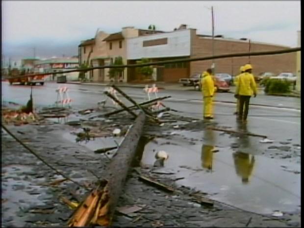 [NATL] CastBack: The 1983 Los Angeles Tornado