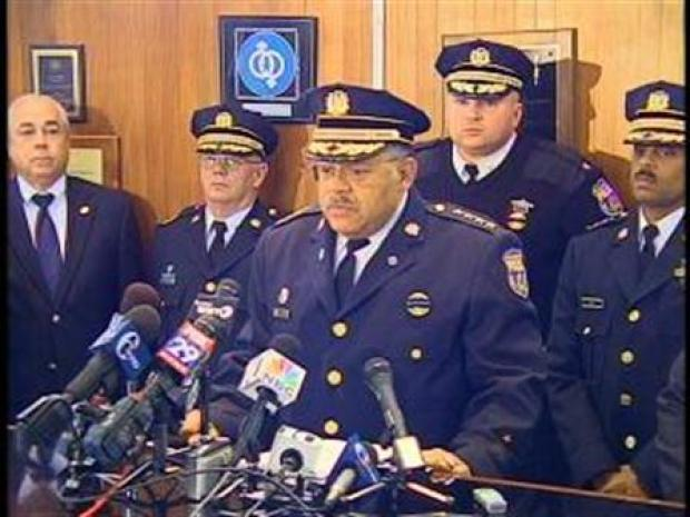 [PHI] Philadelphia Police Release Details on Sgt. Simpson's Death -- Part 1