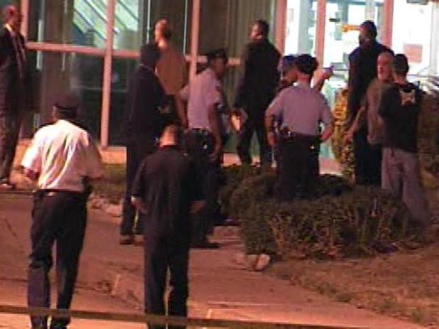 [PHI] Raw Video: The Scene at Kraft Foods Shootings