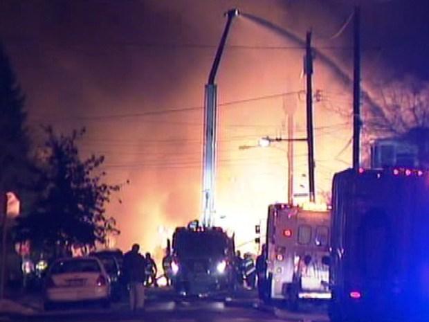 [PHI] Tacony Gas Explosion