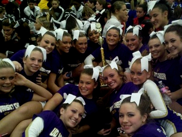 Meet the Upper Darby Varsity Cheerleaders