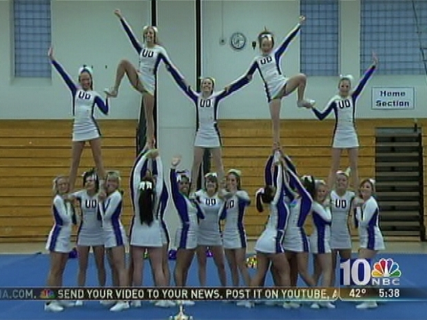 [PHI] Upper Darby Cheerleaders 2nd in Nation