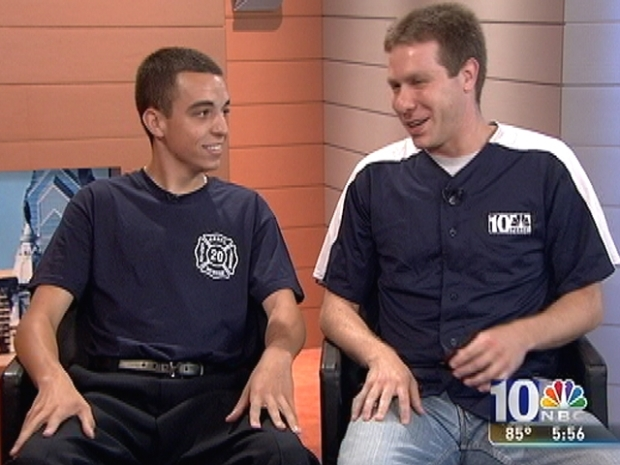 [PHI] Drexel Hill Firefighters Ready to Take on NBC10 in Softball