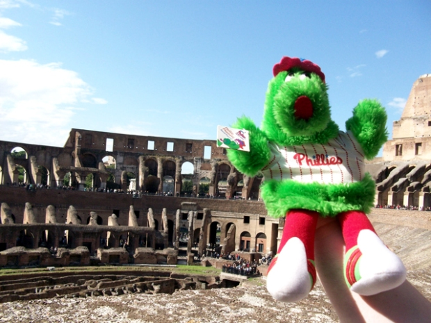 The Phanatic Takes Europe