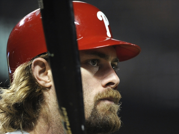 Photos: Phillies Taken Down in Game 4