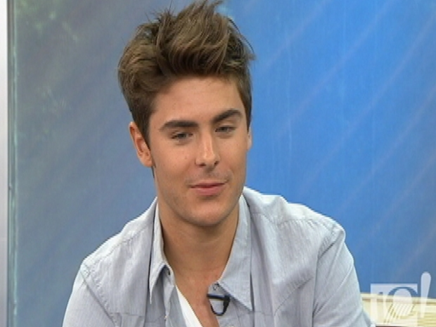 Efron-Mania at NBC10