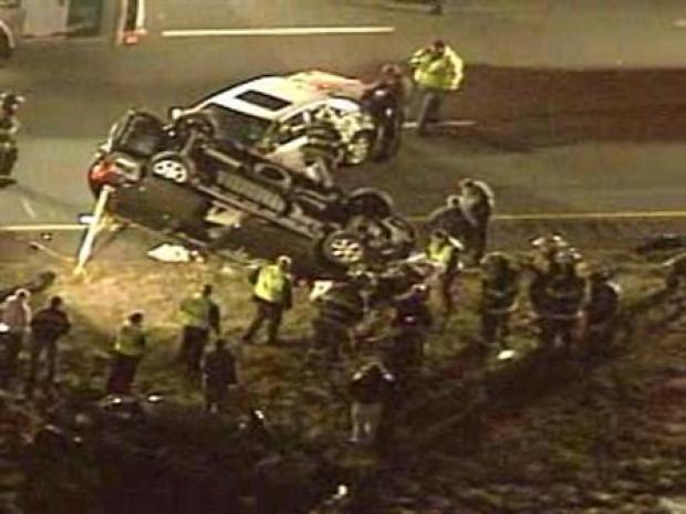 [PHI] Accident Shuts Down I-95