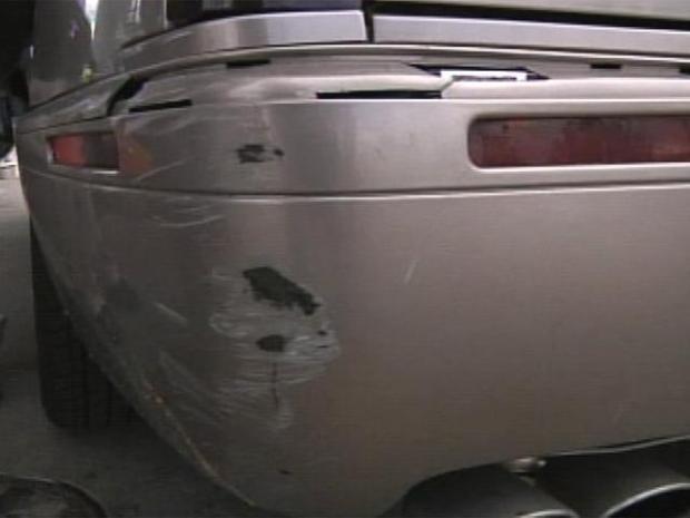[PHI] Drivers Split on Calling Cops After Fender Bender