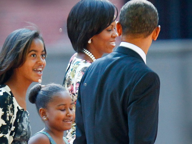 [NATL*DO NOT USE*] Obama the Family Man