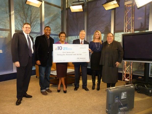 NBC10 Awards $100K to Local Nonprofits