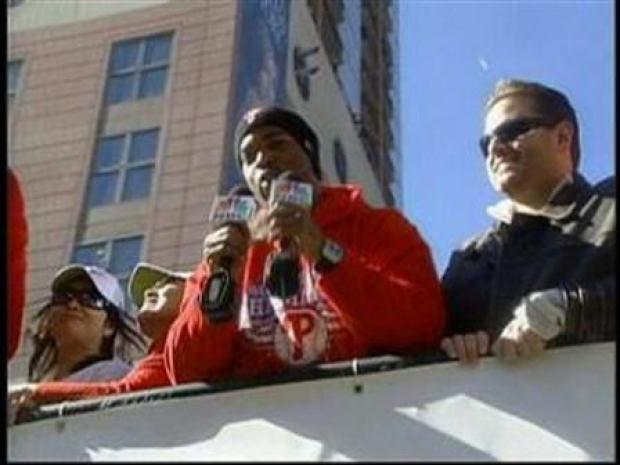 [PHI] Relive the Phillies' World Series Parade