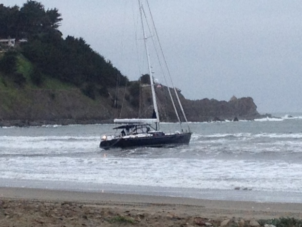 [BAY] Distressed Sailboat May be Stolen From Sausalito