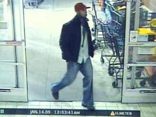 [PHI] Surveillance Video of Man Robbing Local Drivers