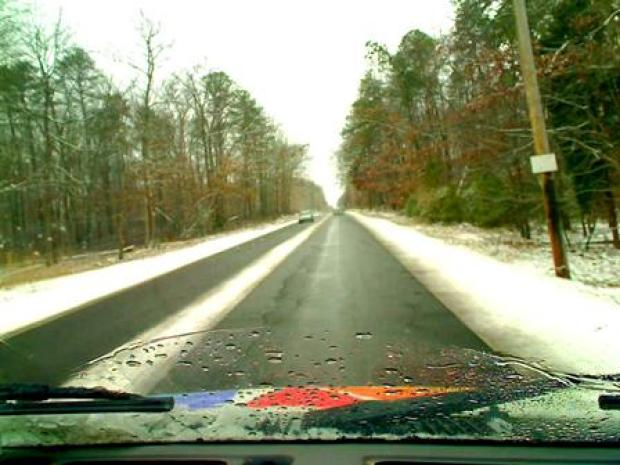 [PHI] South Jersey Snow