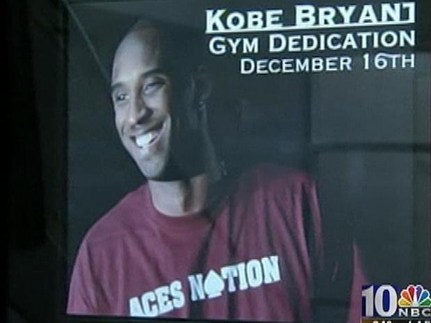 [PHI] Kobe Bryant's Big Gift to Old HS