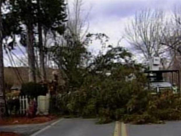 [PHI] Wild Winds Cause Trouble in the Lehigh Valley
