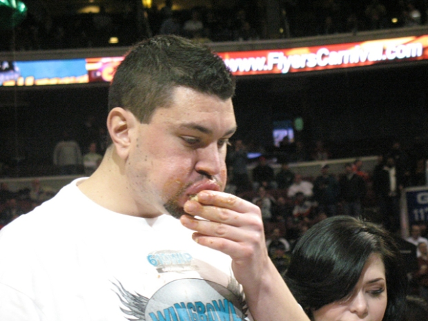 Wing Bowl 19 in Photos