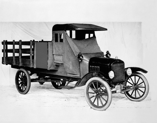 [NATL]Ford Celebrates 100 Years of Truck History
