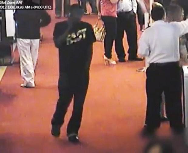 Police Video:  Sugar House Patron Robberies